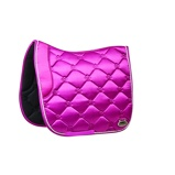 ObrázekWeatherbeeta Saddle Pad Regal Luxe Dressage Rose Queen Full