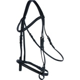 ObrázekAviemore Bridle Raised Cavesson Black Full