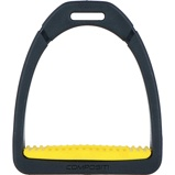 Abbildung vonCompositi Steigbügel Profile Premium Gelb Erwachsene