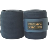 Image ofKentucky Bandages Polar Fleece Elastic Navy