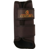 Image ofKentucky Turnout Boots 3D Spacer Front Legs Brown