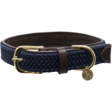 Image ofKentucky Collar Plaited Nylon Navy 62cm