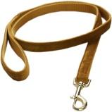 ObrázekKentucky Belt Velvet mustard 120cm