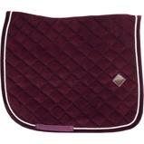 ObrázekKentucky Dressage Saddle Pad Corduroy Bordeaux