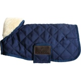 Image ofKentucky Dog Coat Navy 31cm