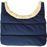 Image ofKentucky Bib Winter Navy