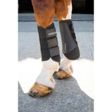 Billede afArma Brushing Boots Black Cob
