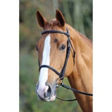 ObrázekAviemore Bridle Raised Cavesson Havana Full