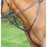 Abbildung vonAviemore Brustgeschirr Jagt Gewicht Schwarz Pony