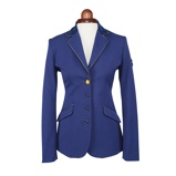 Billede afAubrion by Shires Competition Jacket Delta Ladies Navy XXXL
