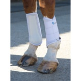 Billede afArma Brushing Boots Neoprene White Cob