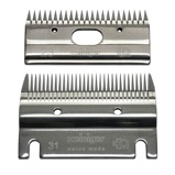 Image ofHeiniger 31/23 Standard Horse razor set