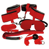 Abbildung vonBad Kitty Red Giant Set 8 teilig in Rot
