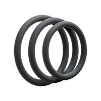 Thumbnail of 3 C Ring Set Thin Slate