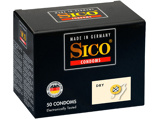 Image ofSico Dry 50 Condoms