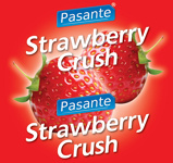 Image ofPasante Strawberry Flavour Condome 144pcs