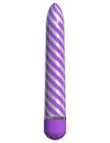 Abbildung vonSweet Swirl Vibrator Lila (20.30cm)
