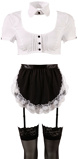 Afbeelding vanSexy Uniformen Serveersters Outfit Medium Cottelli Collection