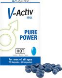 Image ofV Activ Caps For Men 20 pcs
