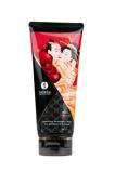 Image deCrème de massage embrassable Vin à la fraise Huiles de massage