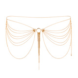 Image deBijoux Indiscrets Chaine de taille Magnifique Or Bijoux érotiques