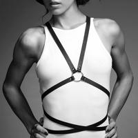 Thumbnail of Bijoux Indiscrets - Maze Multi Position Body Harness Black
