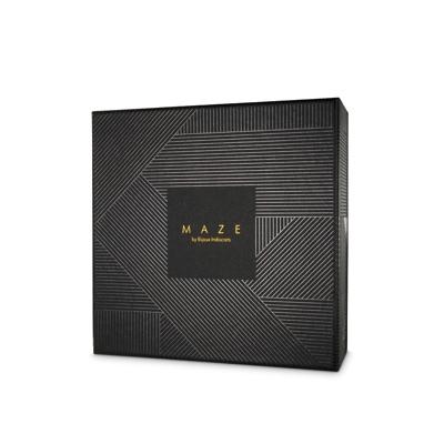 Afbeelding van Bijoux Indiscrets - Maze Multi Position Body Harness Black