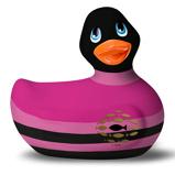 Abbildung vonI Rub My Duckie 2.0 Colors Schwarz (8cm)