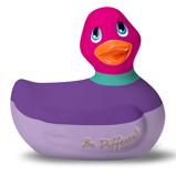 Abbildung vonI Rub My Duckie 2.0 Colors Pink (8cm)