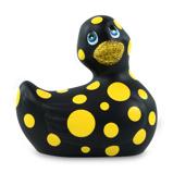 Abbildung vonI Rub My Duckie 2.0 Happiness Schwarz (8cm)