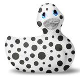 Abbildung vonI Rub My Duckie 2.0 Happiness Weiß (8cm)