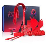 Abbildung vonSecret pleasure Chest Crimson Dream in Rot