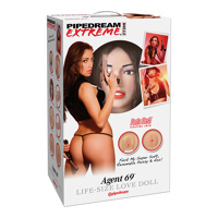 Thumbnail of Agent 69 Love Doll