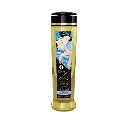 Image of Adorable/Coconut Thrills Massage Oil 240 ml