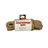 Image of100% Natural Hemp Bondage Rope 10 Meter