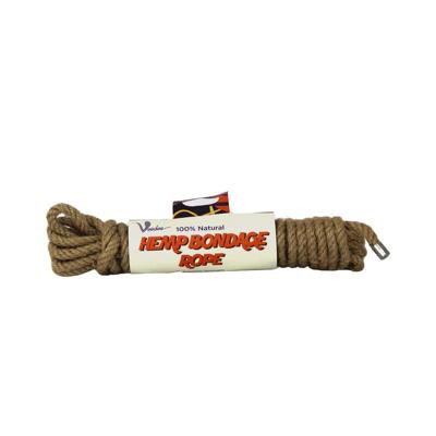 Image of 100% Natural Hemp Bondage Rope 5 Meters