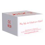 Abbildung vonGlyde Ultra Slimfit Rot 100 Kondome