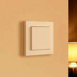 Afbeelding vanEVE eve Light Switch Smart Home wandschakelaar, kunststof, L: 12 cm, B: 7.5 cm, H: 3.5 cm