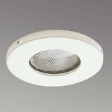 Afbeelding vanAlbert Leuchten orio inbouw plafondspot voor buiten in wit, gietaluminium, E27, 50 W, energie efficiëntie: A++, H: 0.9 cm