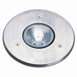 Afbeelding vanAlbert Leuchten giosi inbouw plafondspot voor buiten, roestvrij staal, gegoten aluminium, E27, 50 W, energie efficiëntie: A++, H: 1.2 cm