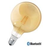 Afbeelding vanLedvance LED globe, dimbaar, E27, 5.5W, 2500K, CRI80 89, bundel 320?, 15000uur, (dxl) 125x186mm, 220 240V 48mA