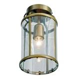 Afbeelding vanSteinhauer BV aantrekkelijke plafondlamp Pimpernel, voor woon / eetkamer, glas, metaal, E27, 60 W, energie efficiëntie: A++, H: 26 cm
