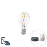 Imagine dinCalex Smart E27 LED A60 Clear Filament 7W 806LM 1800K 3000K
