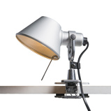 ObrázekArtemide Clamp Table Lamp Tolomeo Micro Pinza