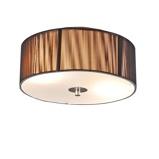 Imagine dinClassic ceiling lamp anthracite 30 cm Rope
