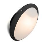 Imagine dinAdjustable Wall Lamp Black IP65 Remi