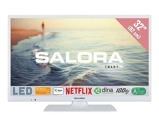 Afbeelding vanSalora LED 5000 serie 32 inch tv wit