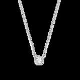 Image ofTI SENTO - Milano necklace 3845ZI/42 (Size: 42cm)