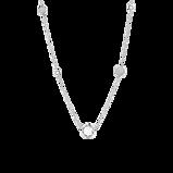 Image ofTI SENTO - Milano necklace 3907ZI/42 (Size: 42cm)