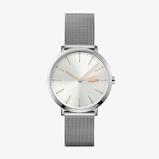 Afbeelding vanLacoste LC2000987 Horloge zilverkleurige wijzerplaat 35 mm